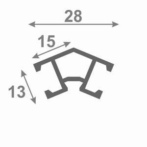 Perfil 135º Diseño 2