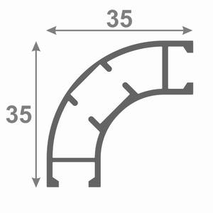 Perfil Curva Diseño 2