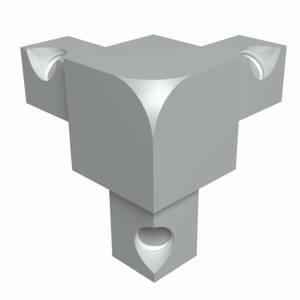 Codo ángulo Diseño 1